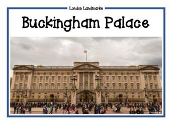 London Landmarks Photo Set