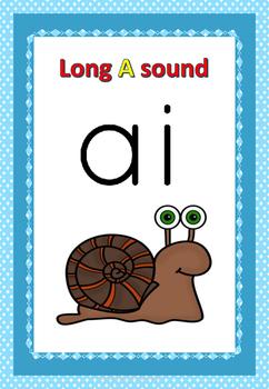 Long A Sound