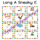 Long A Sneaky E PowerPoint for Spelling Practice