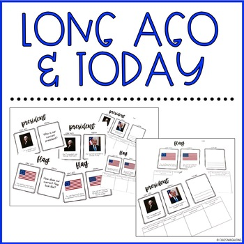 Long Ago & Today