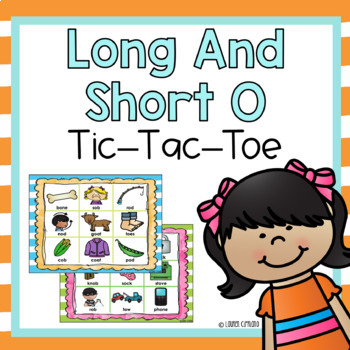 Long And Short O Vowel Game