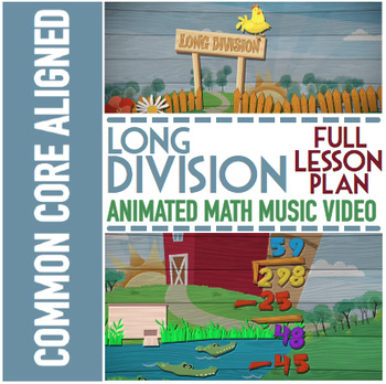 LONG DIVISION Practice | Long Division Word Problems | Wor