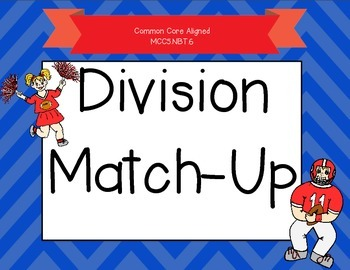 Long Division Match-Up