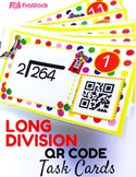 Long Division QR Code Fun