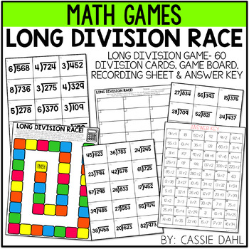 Long Division Game