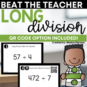 Long Division with Remainders: Beat the Teacher