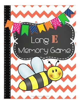 Long E Memory Game