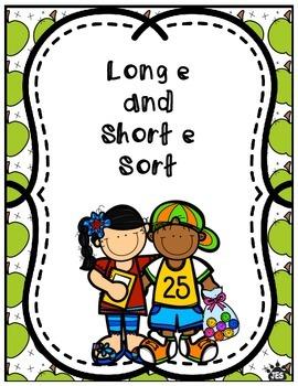 Long E and Short E Sort