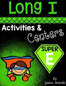 Silent E Long I Centers