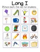Long I Phonics Picture Sort