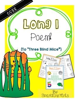 Long I Poem/ Song (CVCe)