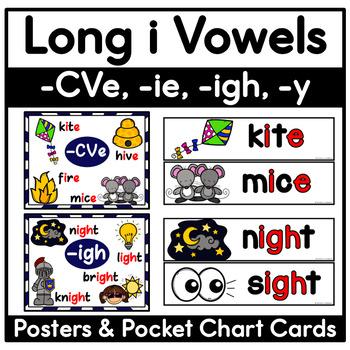 Long I Vowels