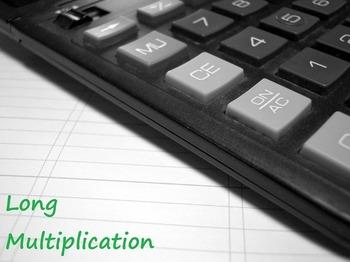 Math: Long Multiplication