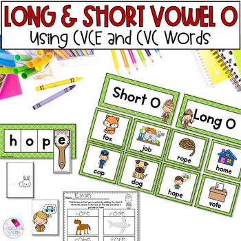CVCe Long O Unit
