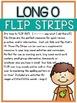 Long O Flip Strips - 6 Magic E/CVCe/CCVCe Cut, Fold, & Fli