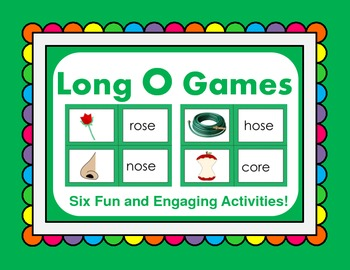 Long O Games ~ Memory and So Much More!