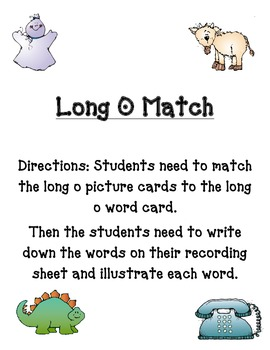 Long O Match