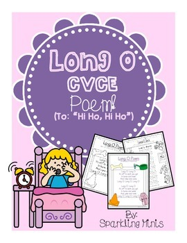 Long O Poem/ Song and sort! (CVCe)