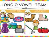 Long O Vowel Team Clip Art Bundle