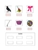 "Phonics Worksheet with Long ""O"" Words For The Non-Writer"