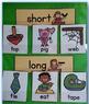 Long & Short Vowel Sort Activity