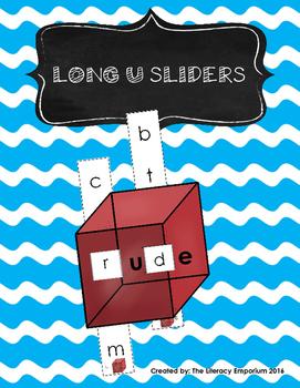 Long U Word Sliders