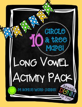 Long Vowel Activity Pack