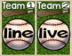 Long Vowel Baseball Bundle