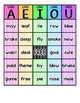 Long Vowel Bingo (w/ Common Long Vowel Spelling Patterns) K-1