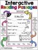 Long Vowel Interactive Reading Passages