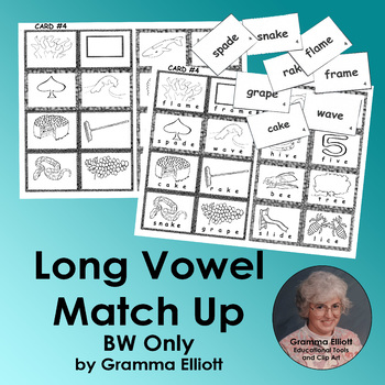 Long Vowel Matching BW