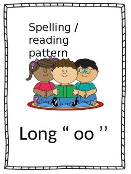 Long Vowel O Worksheet