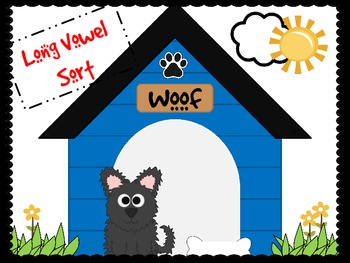 Long Vowel Puppy Sort