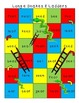 Long Vowel Snakes and Ladders Games