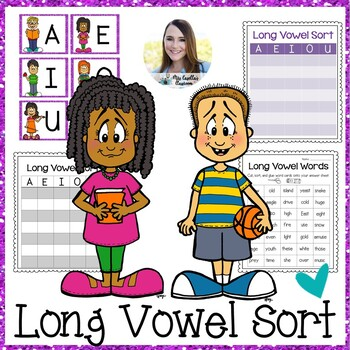 Long Vowel Word Sort