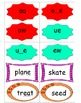 Long Vowel Sorting Activity
