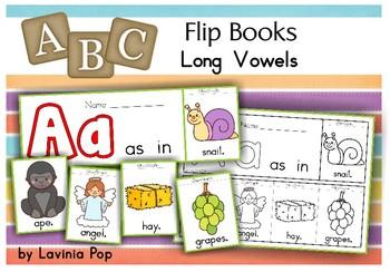 Fluency Flip Books FREE