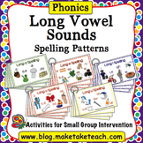 Long Vowel Sounds Spelling Patterns Write It