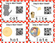 Long Vowel vs. Short Vowel QR Code Task Cards