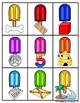 Long Vowels-CVCE Matching Game