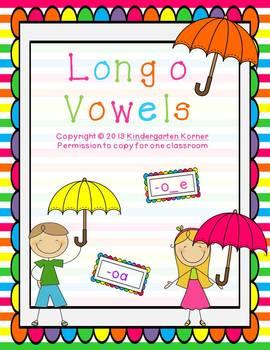 Long Vowels - Letter O