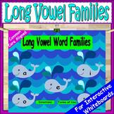 Long Vowels Kindergarten or First Grade PowerPoint Game