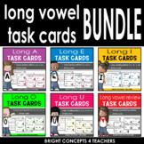 Long Vowel Task Cards BUNDLE