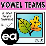 Vowel Teams 'ea'