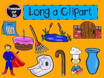Long a Clipart