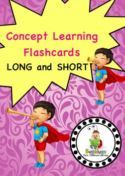 Long and Short Concept Learning Flashcards