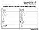 Long and Short E Write the Room- Includes 3 levels of answ