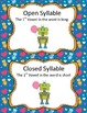Long and Short Vowels: Robot's Word Recovery Sort