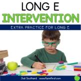 Long E Intervention