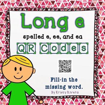 Long e QR Codes
